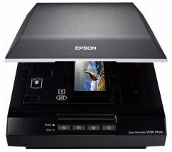 Epson Perfection V 550 Scanner Photo