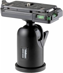 Velbon QHD-63 Stativkopf Kamerastativ Q