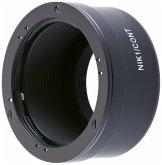 Novoflex Adapter Contax Yashica Objektiv an Nikon 1 Kamera
