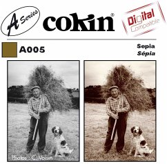 Cokin Filter A005 Sepia (36 - 62 mm Durchmesser...