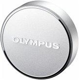 Olympus LC-48B Objektivdeckel Metall für M1718