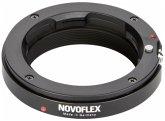 Novoflex Adapter Leica M Objektiv an Canon EOS-M Kamera