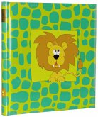 Goldbuch Kinderalbum 30x31 60 Seiten Safari Löwe 27034