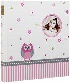 Goldbuch Babyworld Eule 30x31 60 Seiten Babyalbum 15328