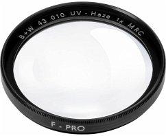 B+W F-Pro 010 UV MRC (43 mm Durchmesser)