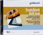 Goldbuch Ersatzblock 29x24 30 Seiten schw.+ Schrauben 83076