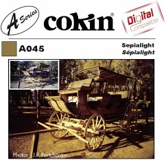 Cokin Filter A045 Sepia light (36 - 62 mm Durch...