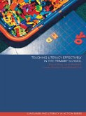 Teaching Literacy Effectively in the Primary School (eBook, ePUB)