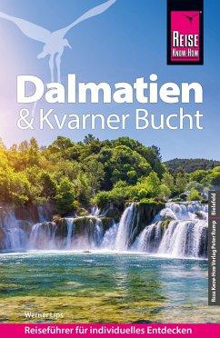 Reise Know-How Reiseführer Kroatien - Küste und Inseln (Dalmatien und Kvarner Bucht) (eBook, PDF) - Lips, Werner
