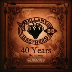 40 Years-The Album - Bellamy Brothers