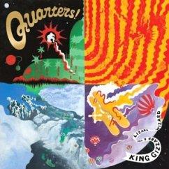 Quarters (Lp+Mp3) - King Gizzard & The Lizard Wizard