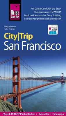 Reise Know-How CityTrip San Francisco (eBook, PDF) - Brinke, Margit; Kränzle, Peter