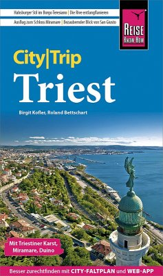 Reise Know-How CityTrip Triest (eBook, PDF) - Kofler, Birgit; Bettschart, Roland