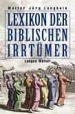 Lexikon der biblischen Irrtümer (eBook, PDF)