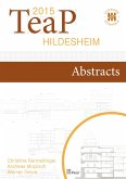 TeaP 2015 - Abstracts of the 55th Conference of Experimental Psychologists (eBook, PDF)