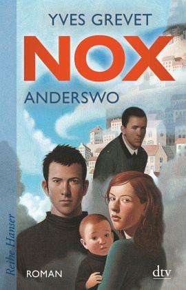 Buch-Reihe NOX von Yves Grevet