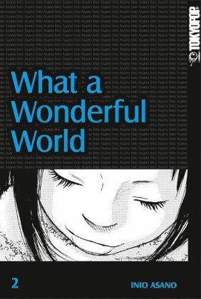 Buch-Reihe What a Wonderful World