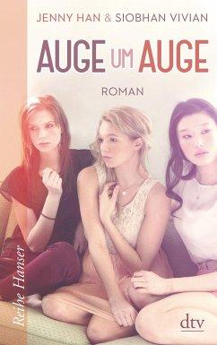 Auge um Auge / Rache-Engel Bd.1 - Han, Jenny; Vivian, Siobhan