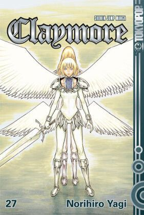 Buch-Reihe Claymore