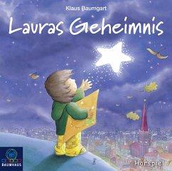 Lauras Geheimnis, Audio-CD - Baumgart, Klaus