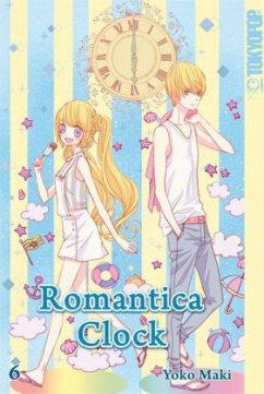 Tokyopop Romantica Clock / Romantica Clock Bd.6