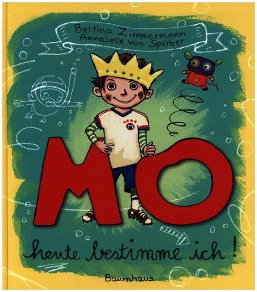 Buch-Reihe Mo