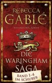 Das Lächeln der Fortuna, Die Hüter der Rose, Das Spiel der Könige & Der dunkle Thron / Waringham Saga Bd.1-4