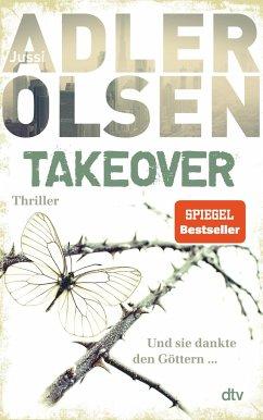 TAKEOVER - Adler-Olsen, Jussi