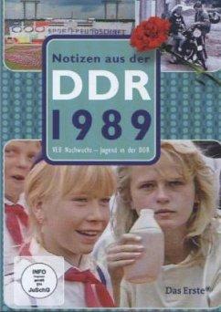 Notizen aus der DDR 1989, 1 DVD