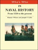 Who's Who in Naval History (eBook, ePUB)