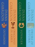 The Outlander Series Bundle: Books 1, 2, 3, and 4 (eBook, ePUB)