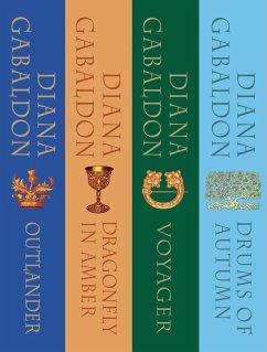 The Outlander Series Bundle: Books 1, 2, 3, and 4 (eBook, ePUB) - Gabaldon, Diana