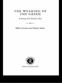 The Wearing of the Green (eBook, PDF) - Cronin, Mike; Adair, Daryl