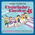 Unsere Schönsten - Kinderlieder-Klassiker, 1 Audio-CD