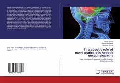 Therapeutic role of nutraceuticals in hepatic encephalopathy