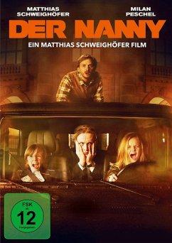 Der Nanny (DVD) - Matthias Schweighöfer,Milan Peschel