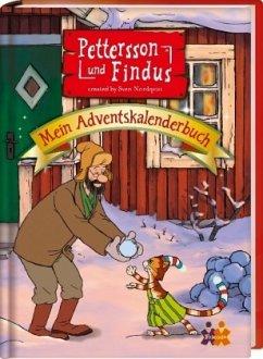 Pettersson & Findus. Mein Adventskalenderbuch (Restexemplar) - Nedebock, Ulla