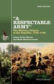 A Respectable Army (eBook, ePUB)