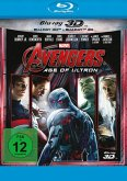 Avengers - Age of Ultron Blu-ray 3D + 2D
