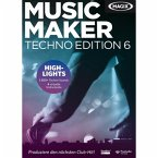 Magix Music Maker Techno Edition 6 (Download für Windows)