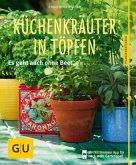 Küchenkräuter in Töpfen (Mängelexemplar)