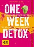 One Week Detox (Mängelexemplar)