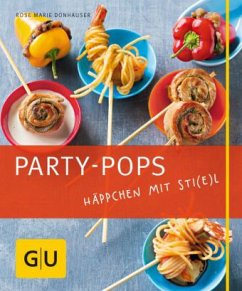 Party-Pops (Mängelexemplar) - Donhauser, Rose Marie