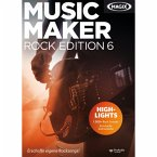 Magix Music Maker Rock Edition 6 (Download für Windows)