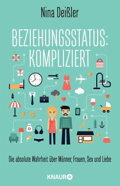 Beziehungsstatus: kompliziert (eBook, ePUB) - Deißler, Nina