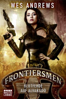 Buch-Reihe Frontiersmen von Wes Andrews