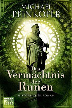 Buch-Reihe Bruderschaft der Runen von Michael Peinkofer