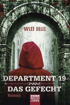 Buch-Reihe Department 19 von Will Hill