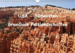 USA - Südwesten (Wandkalender 2016 DIN A4 quer)