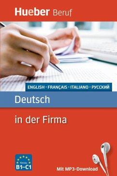 Berufssprachführer: Deutsch in der Firma - Hering, Axel; Forßmann, Juliane